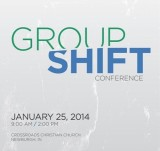 Join us at the GroupShift Small Groups Conference, January 25th