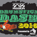 Drumstick Dash Signup Page