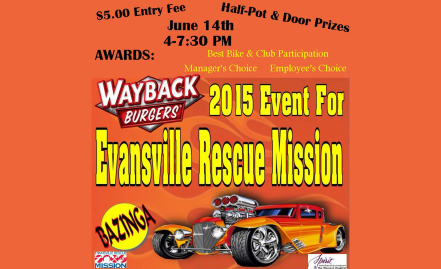 Join Us At The ERM Car Show