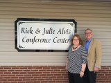 Rick and Julie Alvis Conference Center