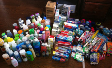 Toiletry Items Needed At Your Evansville Rescue Mission