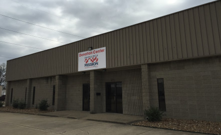 Check Out Your Evansville Rescue Mission's New Donation Center