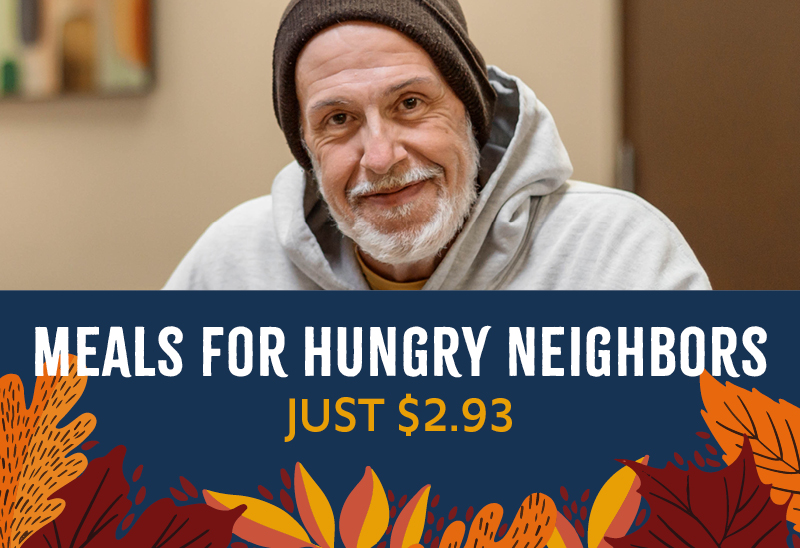 Meals for hungry neighbors